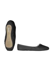 Balletschoen met volledige zool, van leer (PA1000)