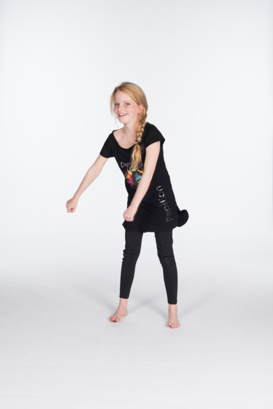 Dancing Devotion Long-shirt  Kinderen (18PK2535)