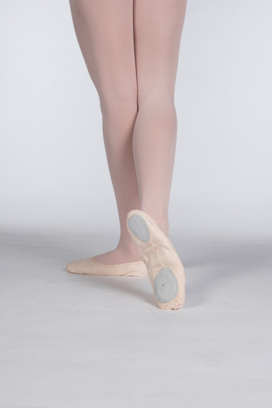 Balletschoenen canvas splitzool voor Kinderen (PK1012)