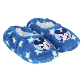 Mickey Mouse pantoffels met antislipzool - maat 26/31