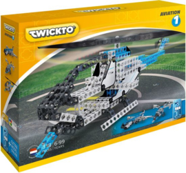 Twickto Aviation 1 - 318-delig