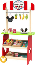 Supermarkt Mickey Mouse - 61x28x100 cm