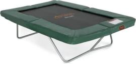 Avyna PRO-LINE trampoline rechthoekig 275x190 cm - Groen, Grijs, Camouflage