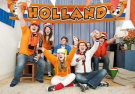 Mega Banner Holland 370x60 cm
