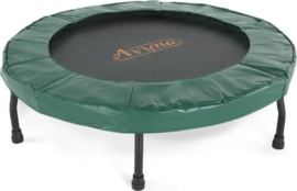 Avyna PRO-LINE fitness trampoline Ø 103 cm - groen of grijs