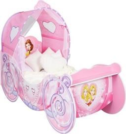Disney Princess Koetsbed met led verlichting - 160x87x136