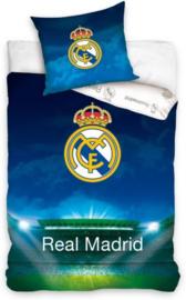 Dekbedovertrek Real Madrid Bernabéu Stadion - 140x200/70x80 cm
