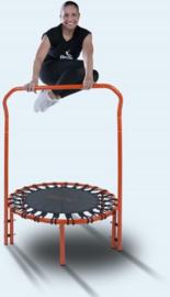 Avyna Pro-Line Fitness trampoline - AVYFIT met elastieken en beugel