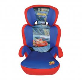 Disney autostoeltje Cars 3 groep 2-3 - rood/blauw