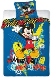Disney dekbedovertrek Mickey Mouse - 160 x 200 cm