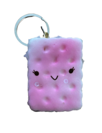 Squishy cracker- sleutelhanger