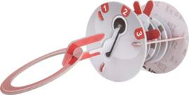 Small foot Combination Lock Kit
