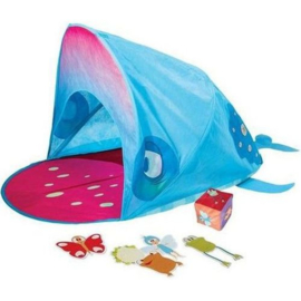 Speeltent Big It Up Get Whale Soon  - 130x60x60 cm