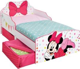 Disney Minnie Mouse peuterbed met lade- 142x77x63 cm