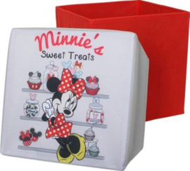 Small Foot Minnie Mouse Zitkruk