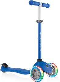 Globber step Primo - blauw