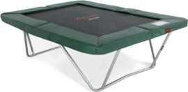 Avyna PRO-LINE trampoline rechthoekig 380x255 cm - Groen, Grijs, Camouflage