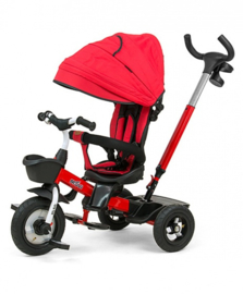 Milly Mally Movi driewieler Junior - Rood