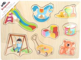 Houten Puzzel - Speelgoed