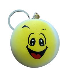 Squishy emoji - sleutelhanger