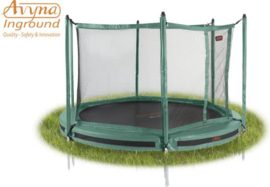 Avyna ronde trampolines