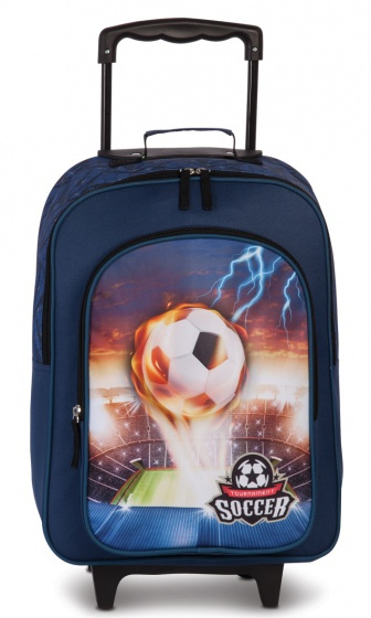 Fabrizio trolley Tournament Soccer - 25 liter