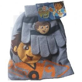 Diego en Dora Muts en Handschoenenset