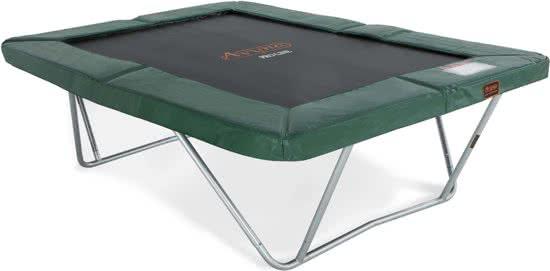 Avyna PRO-LINE trampoline rechthoekig 340x240 cm - Groen, Grijs, Camouflage