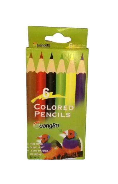 Kleurpotloden klein