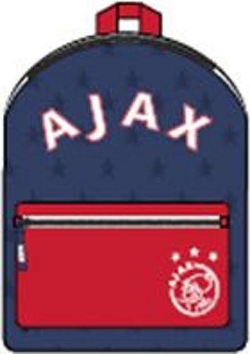 Rugzak Ajax klein blauw - 28x21x11 cm