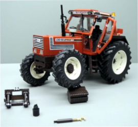 Fiat 130-90DT tractor Replicagri REP116  Schaal 1:32