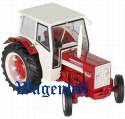 IH624 tractor with cabin Replicagri Scale 1:32