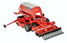 Kverneland seed drill combination U-Drill 3000. BR43145A1 Scale 1:32