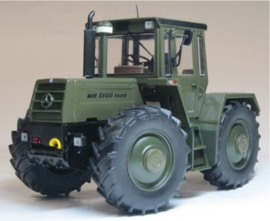 MB Trac 1500 (Olijfgroen) Weise-Toys  W2035 Schaal 1:32