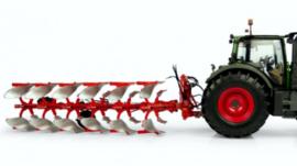 Kuhn Vari-Master 183 6 scissors reversible plow UH5355 scale 1:32