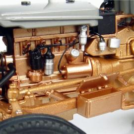 Ferguson FE35 goudbuik  Universal Hobbies UH2986  Schaal 1:16