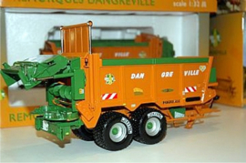 Dangerville ETB 15000 fertilizer trailer. ROS60204.5. ROS Scale 1:32