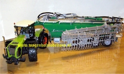 Claas Xerion 4500 + Samson tank Set   WIKING Schaal 1:32