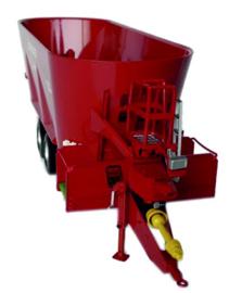 Trioliet Solomix voermengwagen .MarGe models 1:32