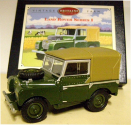 Landrover series 1 William Britains. WB08735 From the old box. Scale 1:32