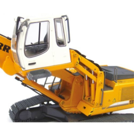 LIEBHERR PC 944C hydr material handling crane with bucket Scale 1:50