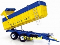 La Campagne tipper yellow / blue Universal Hobbies Scale 1:32