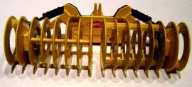 Furrow packer narrow in Rumptstad Geel Si2052 Yellow. 1:32