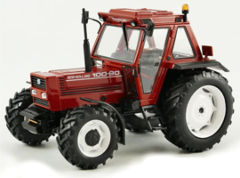 NEW HOLLAND 100-90 met fronthef REP197 schaal 1:32
