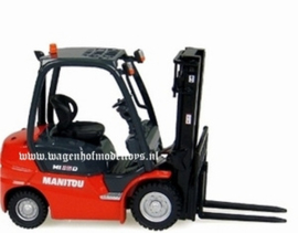 Manitou Forklift UH2949 Universal Hobbies Scale 1:32