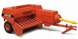 Renault 120 kleinebalen pers Replicagri REP130 Schaal 1:32