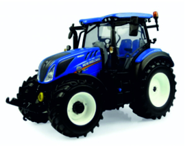 New Holland T5.130 in Blauw UH5360 (2019).