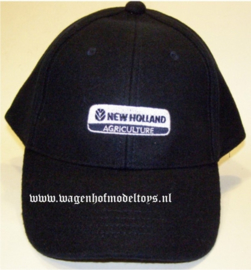 New Holland Agricuture cap donker blauw
