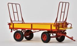 Miedema landbouw wagen in Geel met rood MMPLM7601