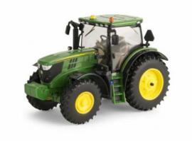 JD6215R.MFD. ERTL45522 Schaal 1:32  Tractor. ERTL45522. John Deere 6215R FWD. ERTL